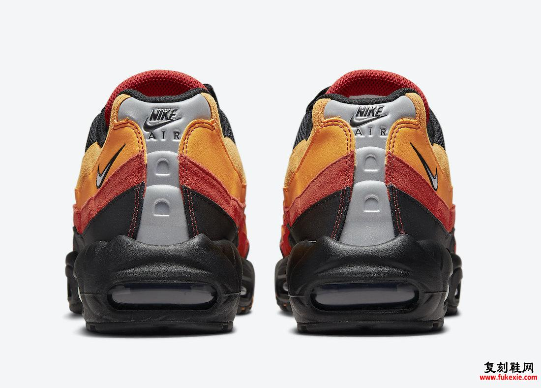 Nike Air Max 95 DC9412-001 发售日期