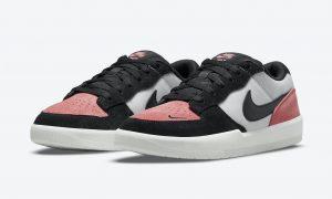Nike SB Force 58 Pink Salt CZ2959-600 发售日期