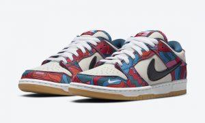 Parra Nike SB Dunk Low DH7695-600 发售日期价格