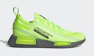 adidas NMD R1 Spectoo Signal Green GZ9263 发布日期