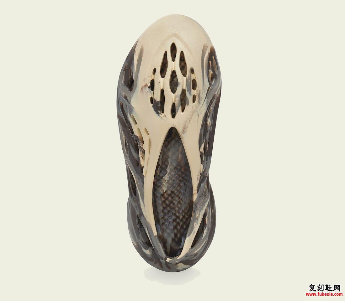 adidas Yeezy Foam Runner MX Cream Clay GX8774 发售日期
