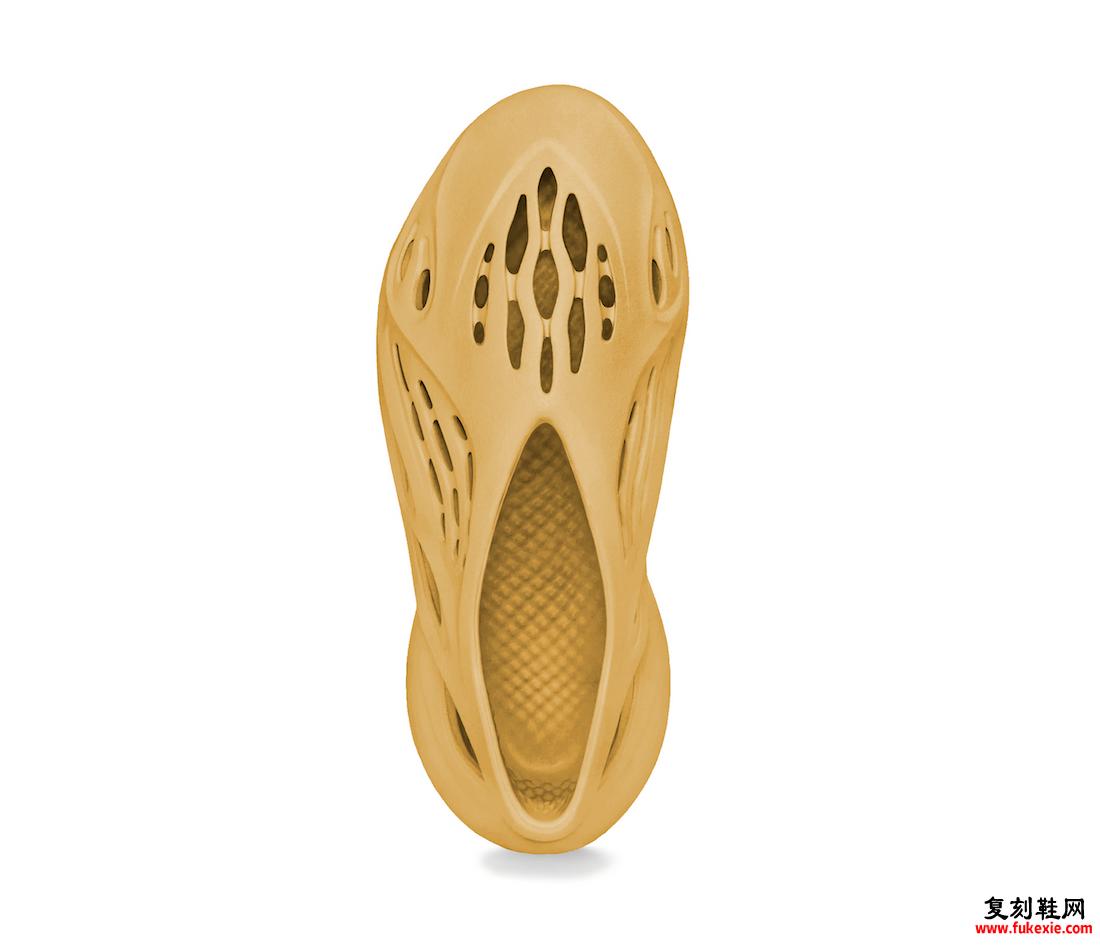 adidas Yeezy Foam Runner 赭石发布日期