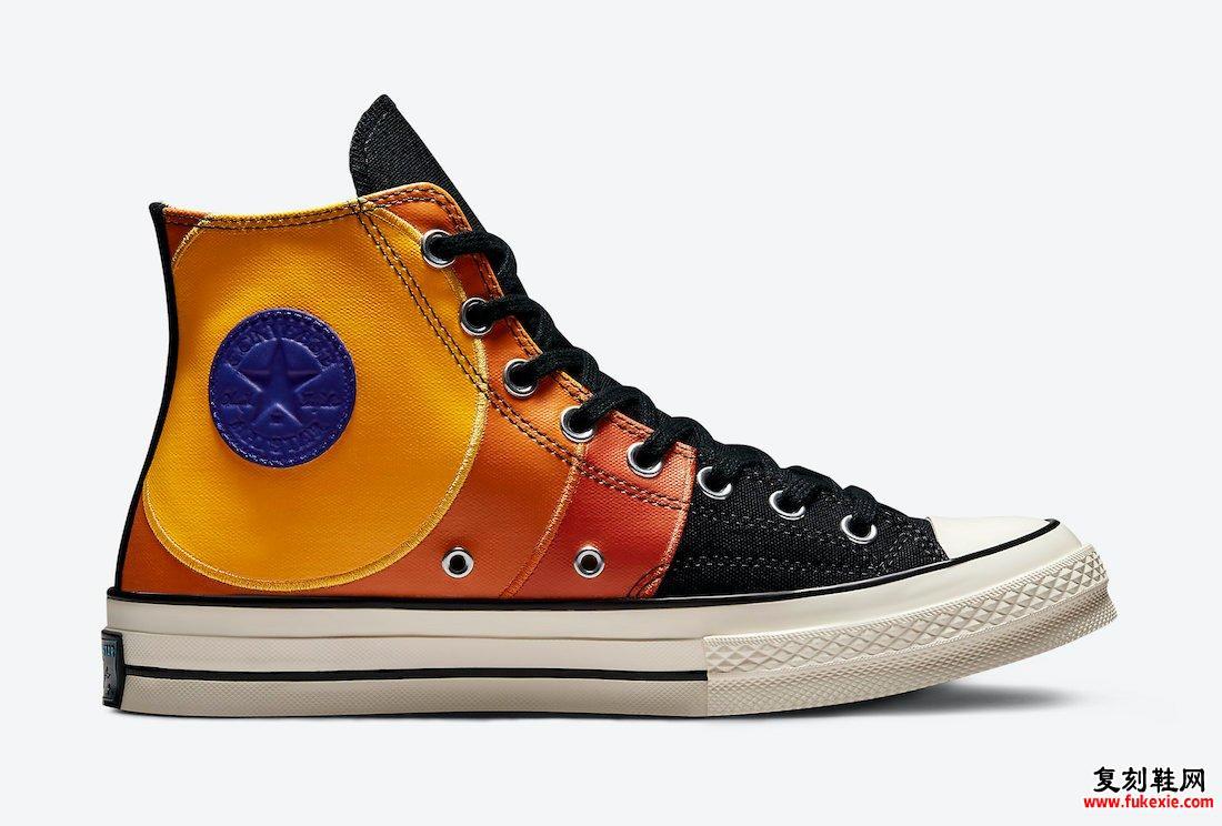 Space Jam Converse Chuck 70 172482C-001 发布日期信息