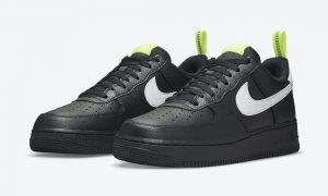 Nike Air Force 1 Low Pivot Point DO6394-001 发布日期