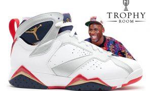 Trophy Room Air Jordan 7 发售日期