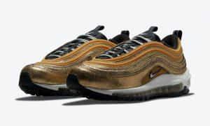 Nike Air Max 97 Cracked Gold DO5881-700 发布日期信息