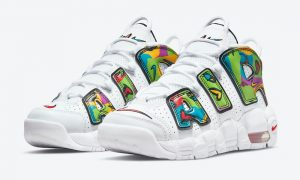Nike Air More Uptempo Peace Love Swoosh DM8155-100 发售日期信息