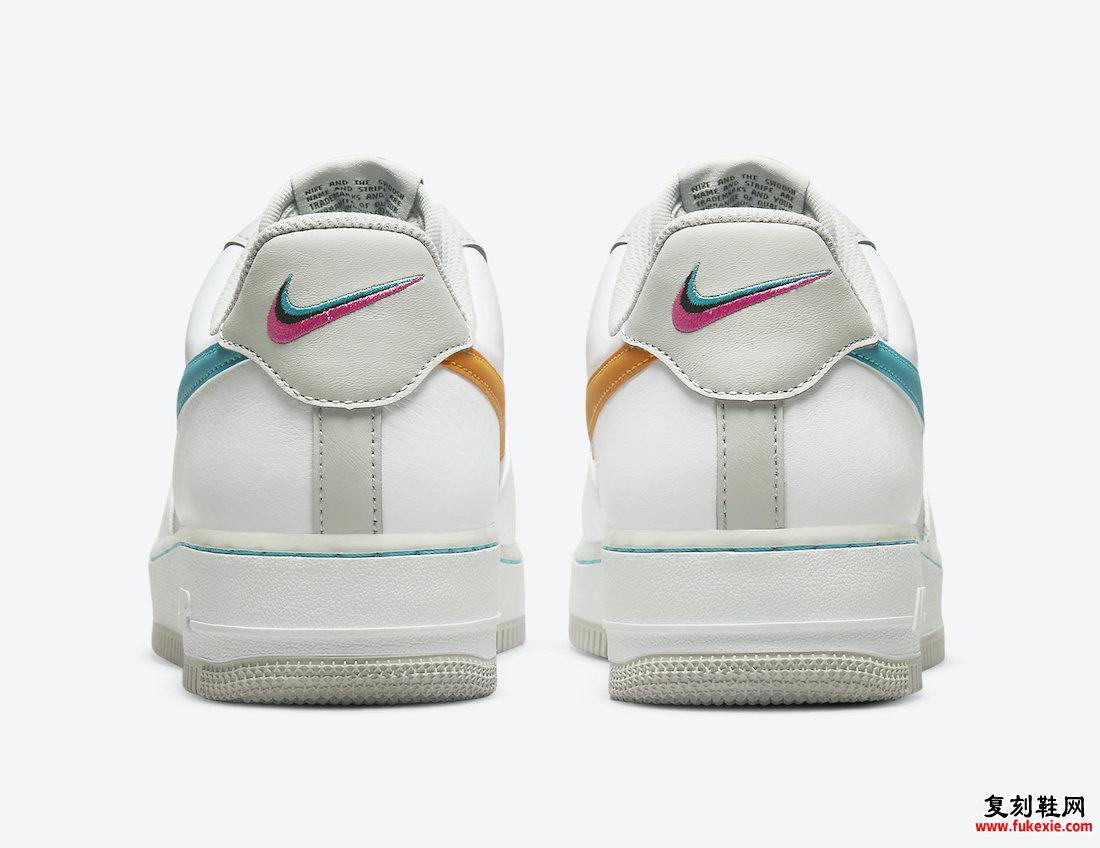 NBA Nike Air Force 1 Low DC8874-100 发售日期