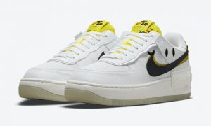 Nike Air Force 1 Shadow Go The Extra Smile DO5872-100 发布日期