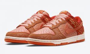 Nike Dunk Low 冬至日落 DO6723-800 发售日期