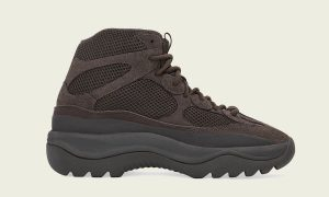 adidas Yeezy Desert Boot Oil 发布日期