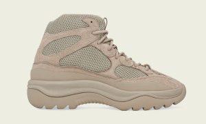 adidas Yeezy Desert Boot Rock 发布日期