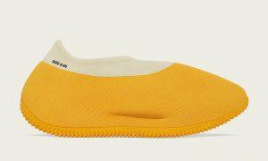 adidas Yeezy Knit Runner Sulfur GW5353 发布日期
