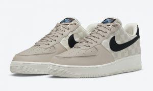 LeBron James Nike Air Force 1 为伟大而奋斗 DC8877-200 发布日期