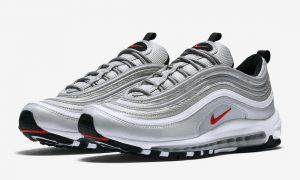 Nike Air Max 97 Silver Bullet 2022 发售日期