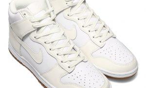 Nike Dunk High WMNS White Sail Gum DD1869-109 发布日期