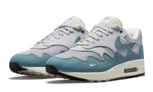 Patta Nike Air Max 1 Noise Aqua DH1348-004 发售日期
