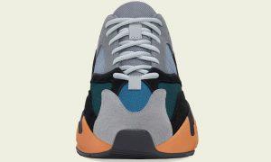 adidas Yeezy Boost 700 Wash Orange GW0296 发售日期